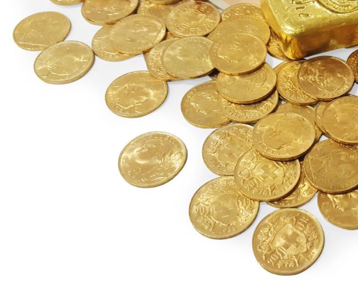 Comment conserver ses pièces d'or ?